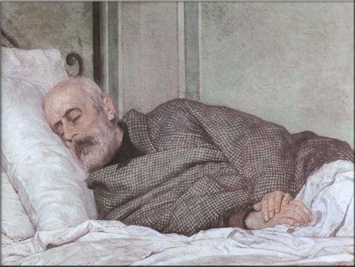 Imagenes De Baño En Cama Enfermeria:Descripción médica de un moribundoEl Arte de Vivir