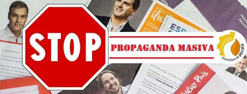 STOP PROPAGANDA MASIVA