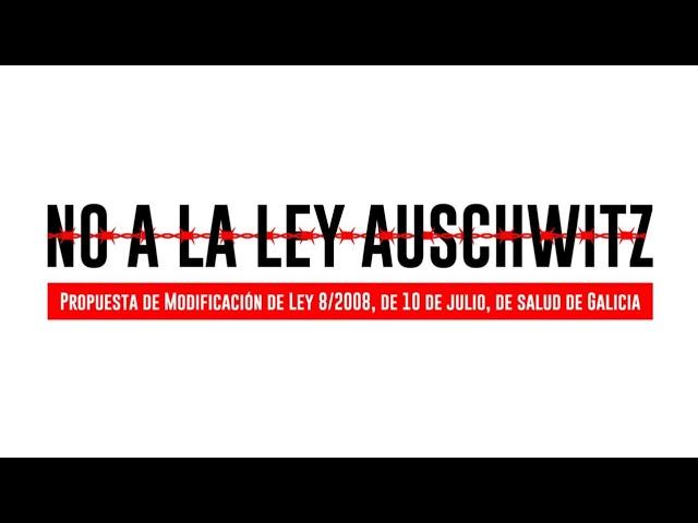LA LEY AUSCHWITZ