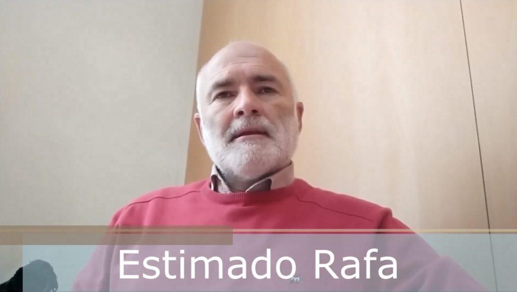 REEDICIÓN DE 'ESTIMADO RAFA'